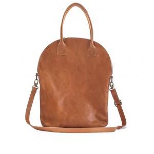 3rd FLOOR Bag Bucket Camel Brown Leather
