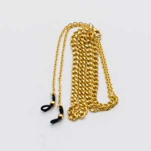 Eyewewar sunglasses gold metal chain CH277