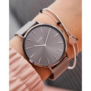 CLUSE La Boheme Watch Grey Stainless Steel Bracelet  CW0101201022