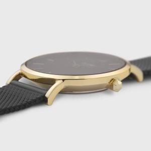 CLUSE Minuit Ladies watch black stainless steel bracelet CW0101203009