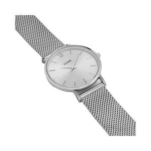 CLUSE Minuit Ladies watch silver stainless steel bracelet CW0101203011