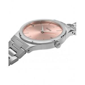 CLUSE Vigoureux Silver Snow White/Silver Stainless steel CW0101210004
