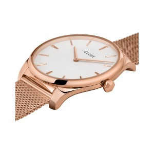 CLUSE Féroce Ladies watch rose gold stainless steel bracelet CW0101212002