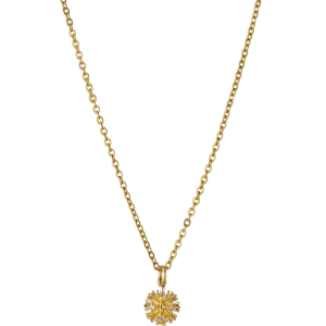Breeze Ladies necklace in stainless steel gold plated    410027.1