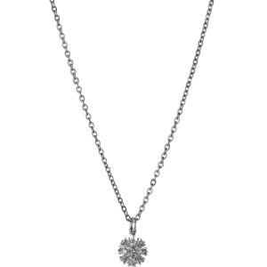 Breeze Ladies necklace in stainless steel silver plated  410027.4