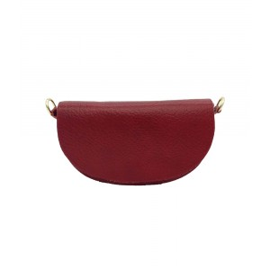 La Chaine Red Hearts Bag