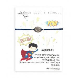 Lifelikes Kids Bracelet Superboy