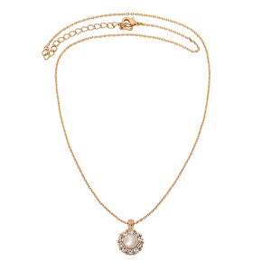 LILY AND ROSE SOFIA PEARL NECKLACE - IVORY 40258