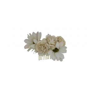 PETITE ROSIE HAIRPIECE- IVORY (CRÉME)
