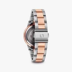 MILLNER CHELSEA S DIAMOND Women's Watch Two Tone Stainless Steel Bracelet CCSD
