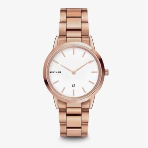 MILLNER CHELSEA ROSE GOLD Rose Gold Stainless Steel Bracelet CCB