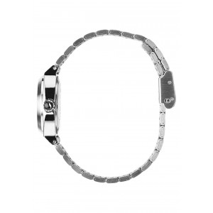 Nixon Small Time Teller Silver tone Stainless Steel Bracelet  A399-1920-00