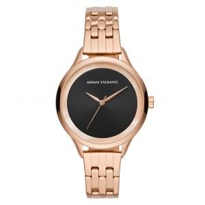 ARMANI EXCHANGE Watch Rose Gold stainless steel AX5606