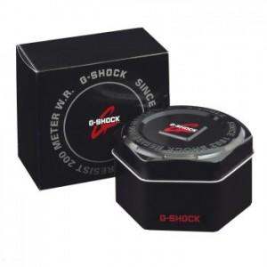 CASIO g-shock Black rubber strap DW-5900BB-1ER