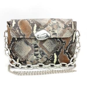 Clic Jewels Python Croco Bag