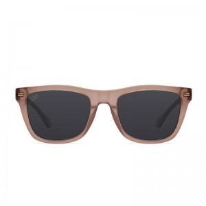 D.FRANKLIN MIKE TRANS GREY / GREY - UV400 Polarised Sunglasses