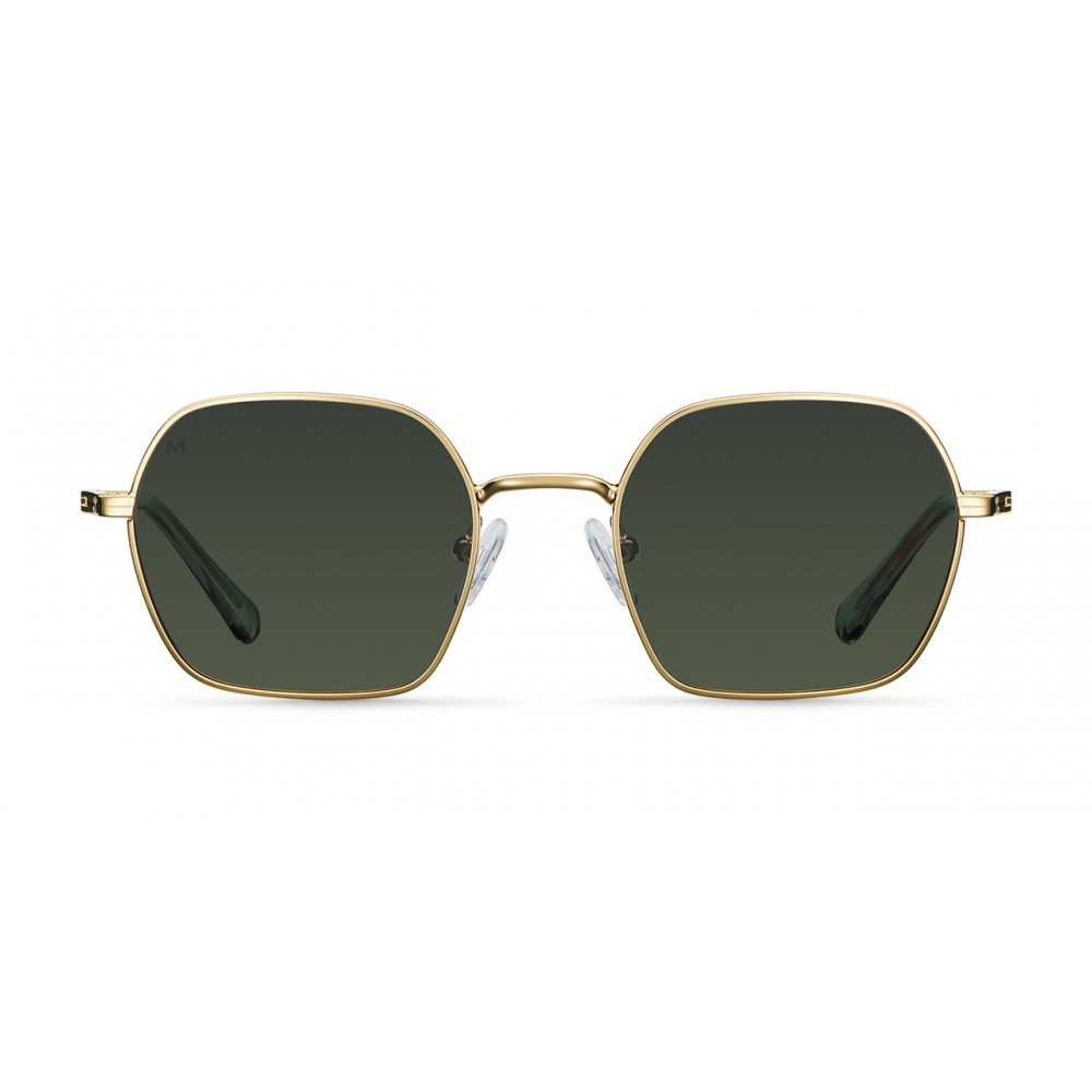 MELLER ALEIA GOLD OLIVE - UV400 Polarised Sunglasses
