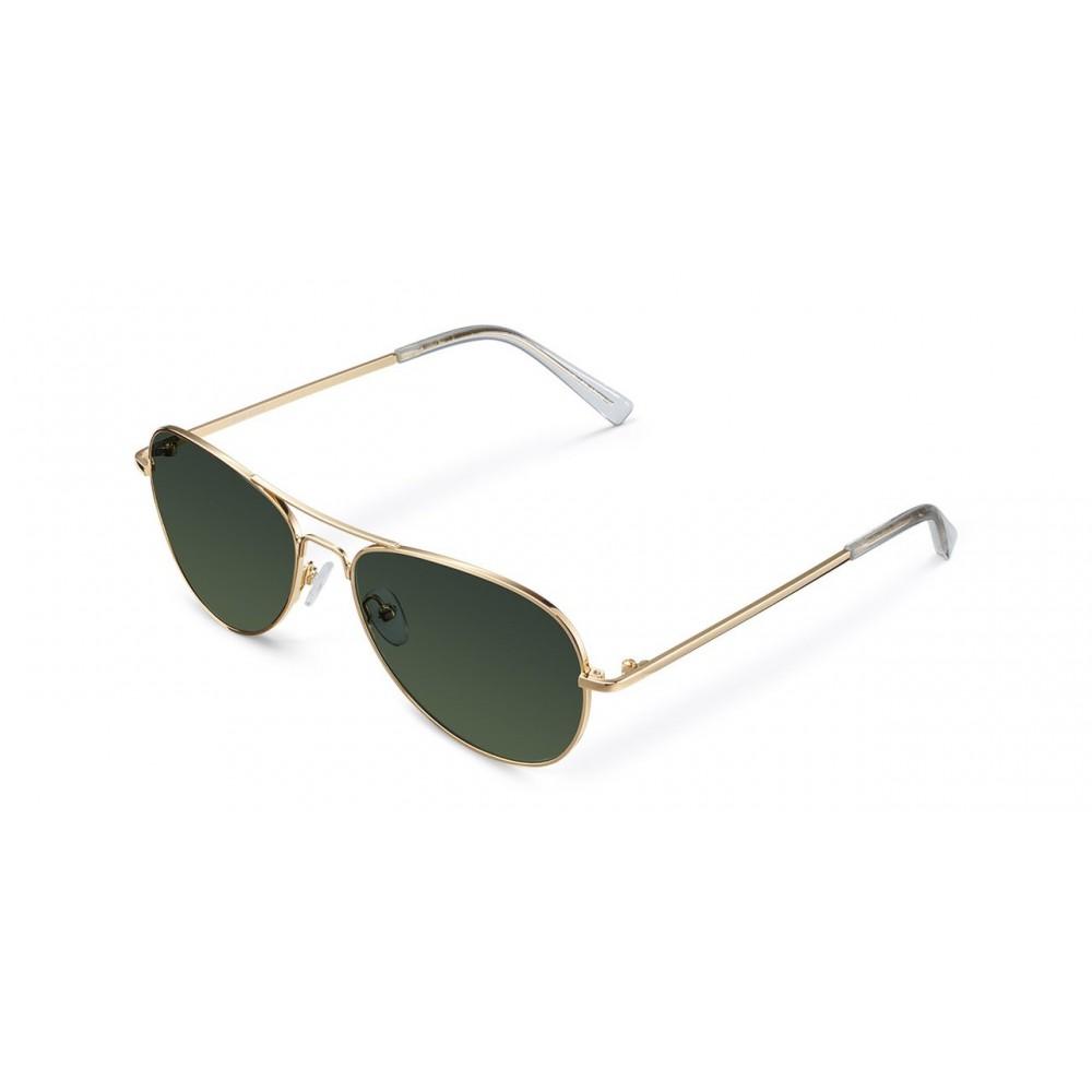 MELLER ASHIA GOLD OLIVE - UV400 Polarised Sunglasses