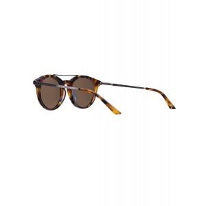MISS HAMPTONS Couture Donald Carey Chocolate - UV400 Polarised Sunglasses