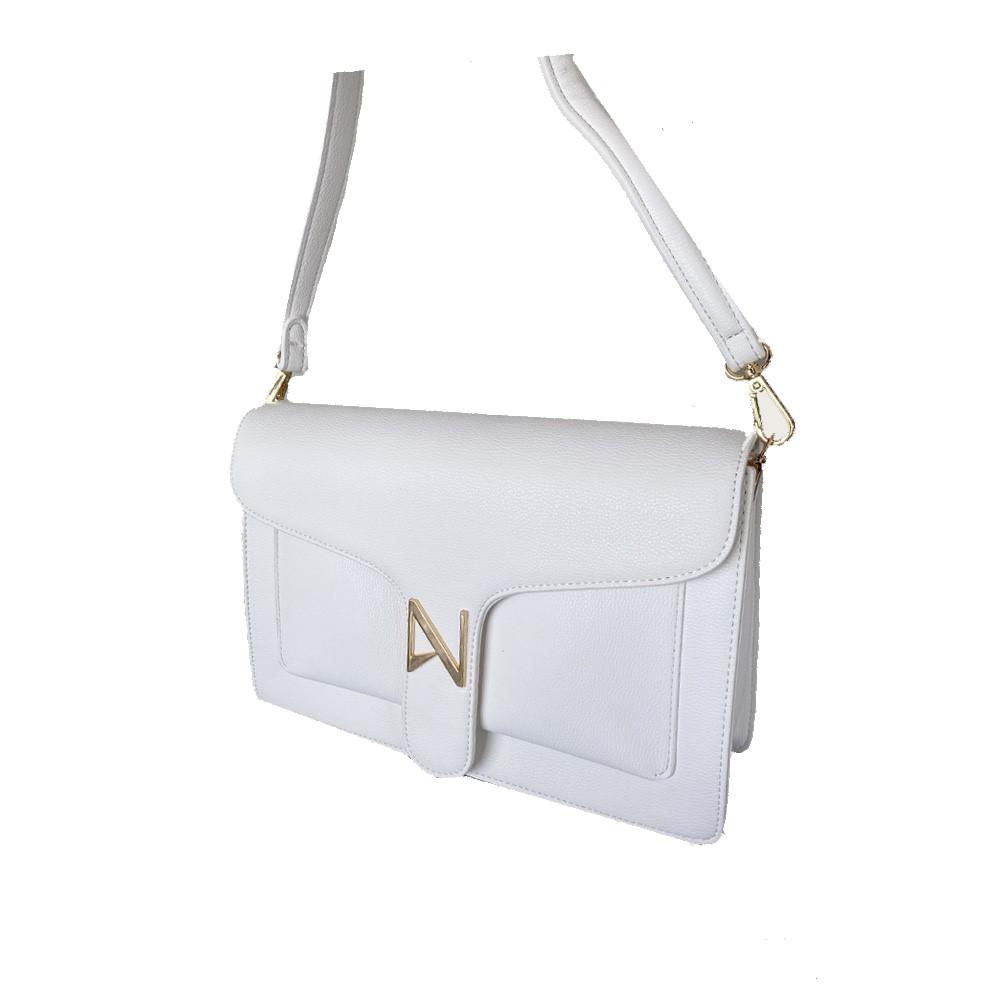 NOLAH Isabella White bag