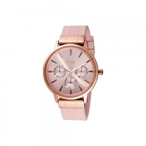 OXETTE PACIFIC WOMEN'S WATCH Pink Silicone Strap 11X75-00269