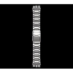SWATCH SILVERISH Silver Stainless Steel Bracelet 21mm AYVS405GC