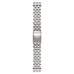 SWATCH BOXENGASSE Silver Stainless Steel Bracelet 21mm AYVS423G
