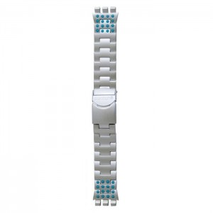 SWATCH 16 DOTS  Bracelet Aluminioum Silver  20mm AYYS4007AG